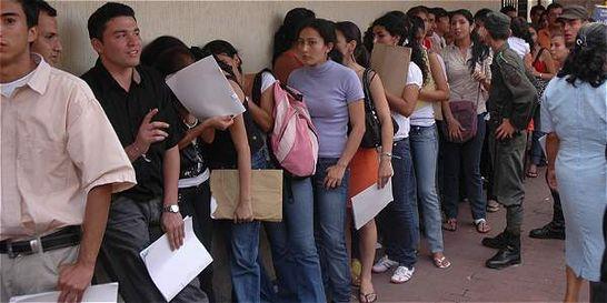 Tasa de desempleo Colombia en octubre alcanzó el 8,3 por ciento