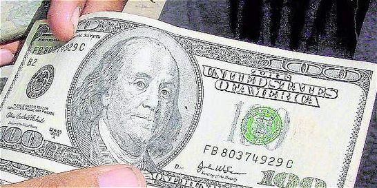 El dólar vuelve a caer por debajo de $ 3.000