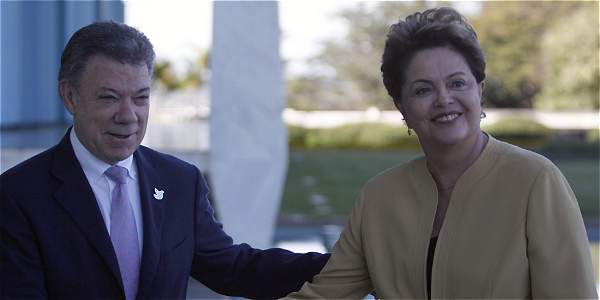 Los mandatarios buscan profundizar las relaciones comerciales entre los dos países.