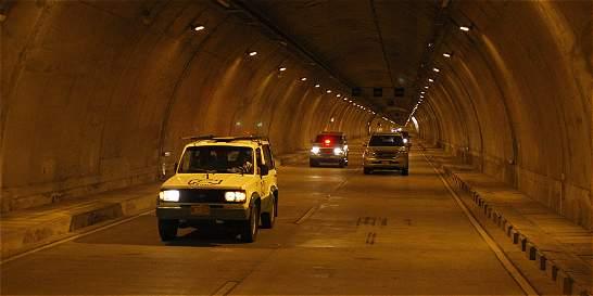 Interventoría pide cerrar túnel de la vía Bogotá-Girardot