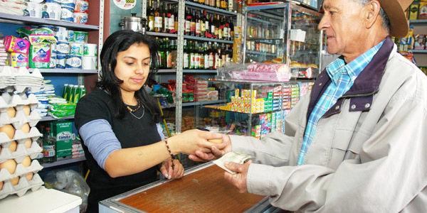En el país habrían unas 400 mil tiendas de barrio, según cálculos de expertos.