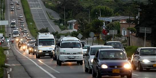 Tire y afloje por caducidad de contrato de vía Bogotá-Girardot