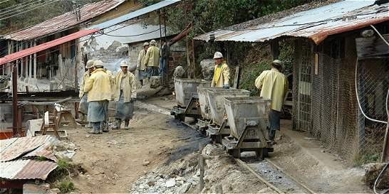 Mineras deciden en enero si dejan área de Santurbán