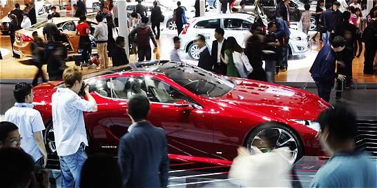 2014 sería otro año récord en ventas de carros en Colombia