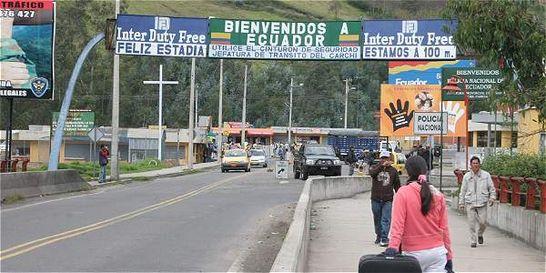 Andi pide a Gobierno fuerte reacción ante arancel impuesto por Ecuador