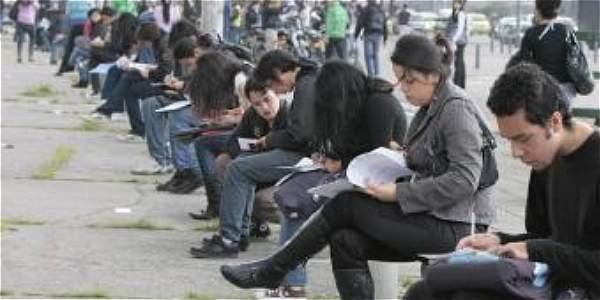 La tasa de desempleo para diciembre del año pasado se ubicó en 8,7 %.