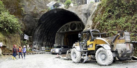 Gobierno inicia toma de control de túnel de La Línea