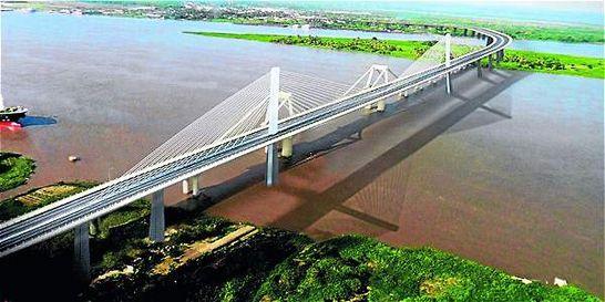 Nuevo puente Pumarejo ya tiene quien lo construya