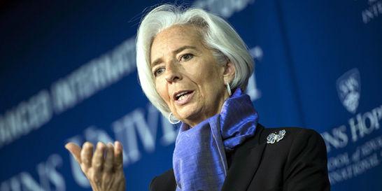 Una charla con Christine Lagarde, una de las mujeres más poderosas