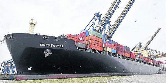 Comercio de bienes entre Colombia y la UE creció más de 7 por ciento