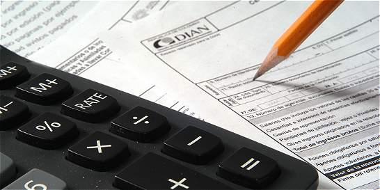Meta de recaudo tributario baja en $ 7 billones de pesos