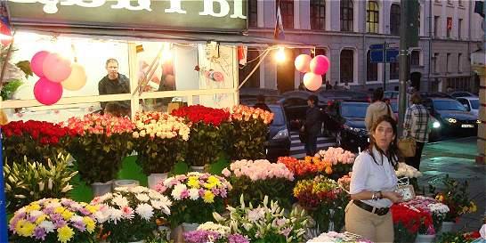 Fuerte repunte de las empresas de flores del país