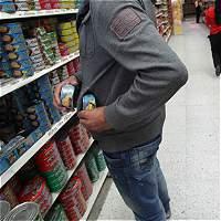 Monto robado en los supermercados alcanzaría para pagar 14.000 empleos