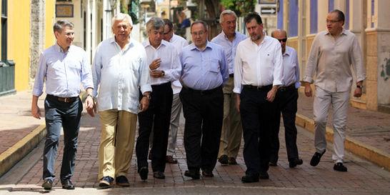 Españoles invertirán US$ 10 mil millones en el país