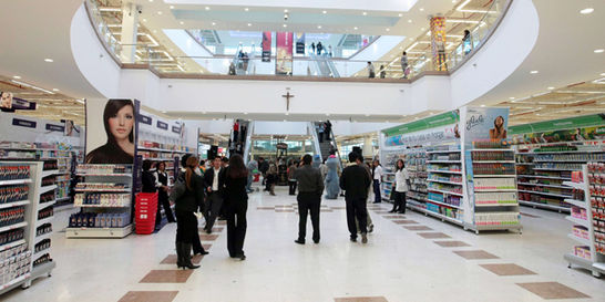 Las marcas que más se ven en los centros comerciales