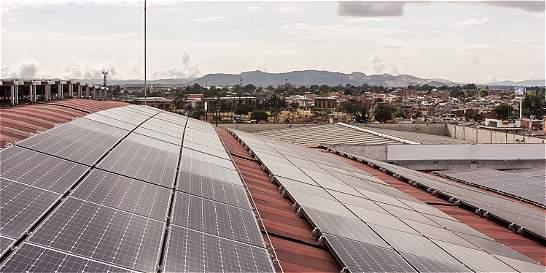 Así es la apuesta de energía 'limpia' que da luz a un centro comercial