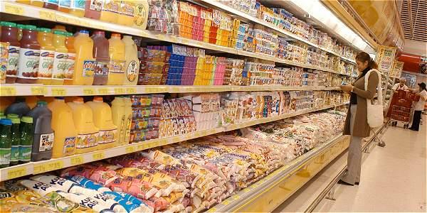 El grupo de alimentos continuó presionando la inflación en el país, con 1,38 por ciento en octubre.
