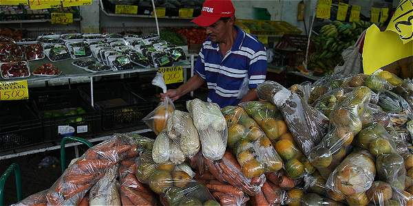 El costo de los alimentos fue el que más presionó la inflación en el año que acaba de concluir. Subieron un 10,8 por ciento.