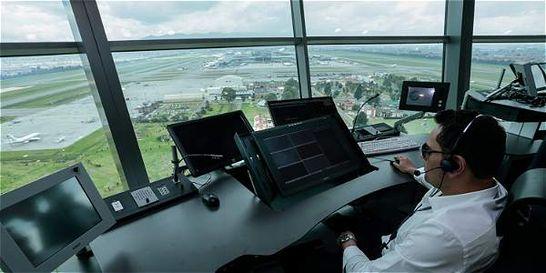 Operaciones en el aeropuerto de Bogotá afectadas por baja visibilidad