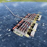Hay visto bueno para tres nuevos puertos en el país