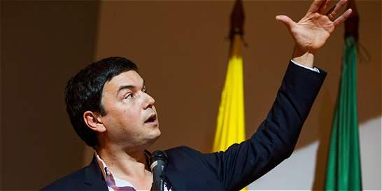 'Poner más impuestos a los ricos no afecta la productividad': Piketty