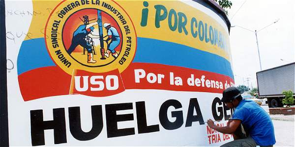 Presidente de Ecopetrol enfrenta a Unión Sindical Obrera por Reficar