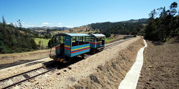 Los 318,3 km de la red Bogotá-Belencito fueron reconstruidos por Dracol Líneas Férreas. Así quedó el tramo de Suesca a Villapinzón, que era uno de los más críticos.