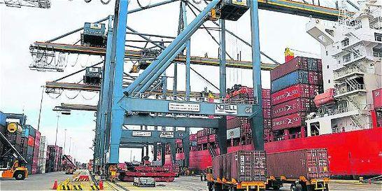 En 2015, las importaciones disminuyeron 15,6 por ciento