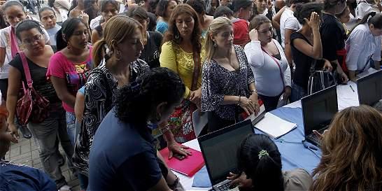 Mujeres: aún pueden ir a la feria de empleo que ofrece 6.000 vacantes
