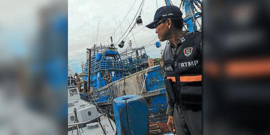 Incautaciones de pescado suman casi 90 toneladas