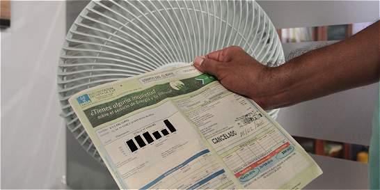 Ahorro de energía de los hogares es bajo y va en el 3,7 %