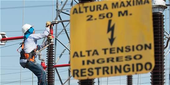 La energía eléctrica nos llega de muy lejos