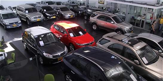 Ventas de carros nuevos en Colombia siguen desacelerándose