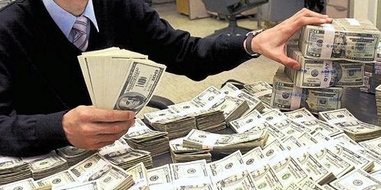 Unos 100 mil millones de dólares por fuera del país no pagan impuestos