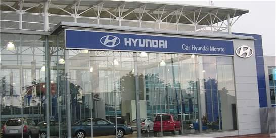 Juez prohíbe a nuevo comercializador de Hyundai vender carros
