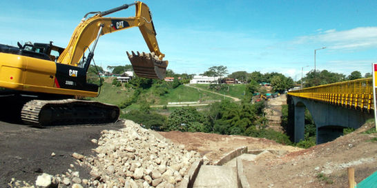 Comienza la construcción de la vía 4G Ibagué-Cajamarca