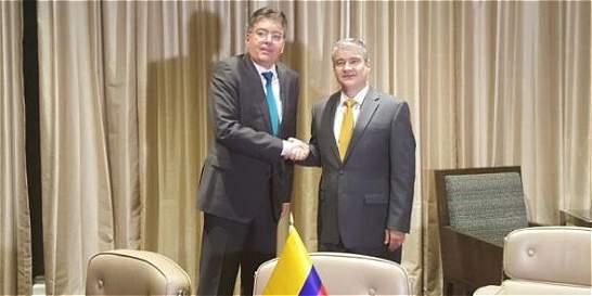Colombia y Panamá logran acuerdo sobre información financiera