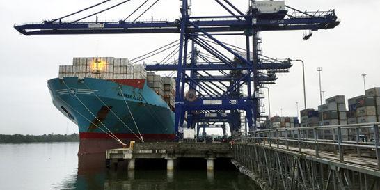 Amplían la terminal de contenedores de Buenaventura