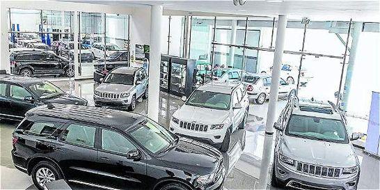 A abril, ventas de carros siguieron desaceleradas