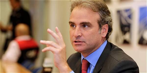Superintendente de Industria y Comercio, PPablo Felipe Robledo.