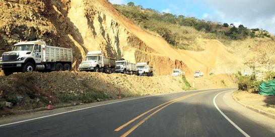 Así va la construcción de la doble vía de Bogotá al Pacífico