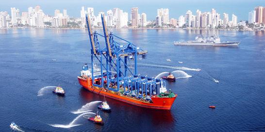 El canal alterno de Cartagena estará terminado para el 2018