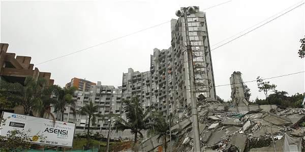 El derrumbe de la torre Space, en el 2013, motivó la creación de la ley que blindará a compradores de vivienda.