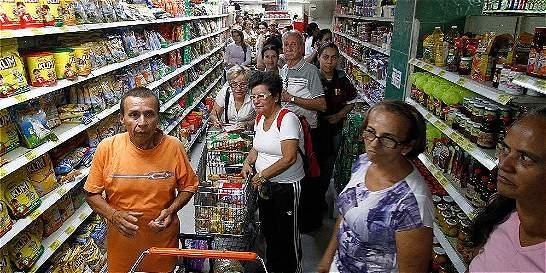 Venezolanos gastaron más de su salario durante apertura de frontera