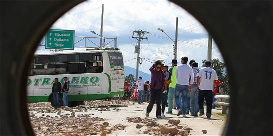 Así está el pulso entre Gobierno y camioneros