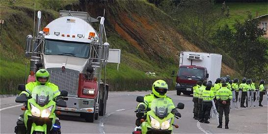 Más de 977 licencias de vehículos de carga han sido suspendidas