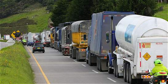 Luego de ocho días de ruptura, camioneros retornan al diálogo
