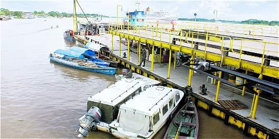 La infraestructura llegó a los puertos de ríos del sur del país