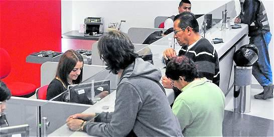 Agencia Moody's pasó a negativa la perspectiva de la banca colombiana