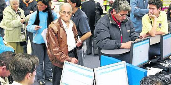 Unas 900.000 personas serían 'intocables' tres años antes de jubilarse